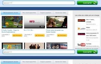 Télécharger et convertir les vidéos en ligne | Ressources informatique et classe | Scoop.it