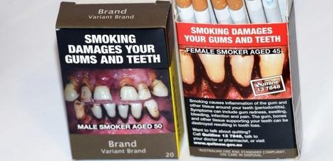 Tabagisme : le paquet neutre arrive dans les bureaux de tabac | News | Scoop.it