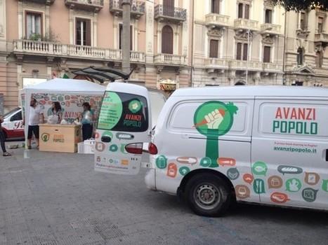 Avanzi popolo: a Bari il progetto per il recupero del cibo in eccedenza - Non sprecare | Alimentazione consapevole - Autodifesa Alimentare | Scoop.it