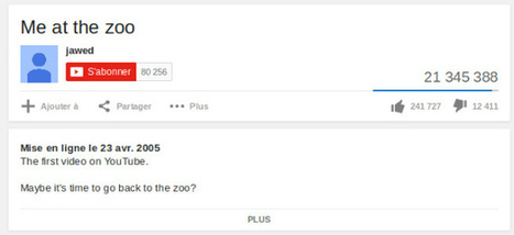YouTube, 10 ans de vidéo et vous ? | Campagnes web | Scoop.it