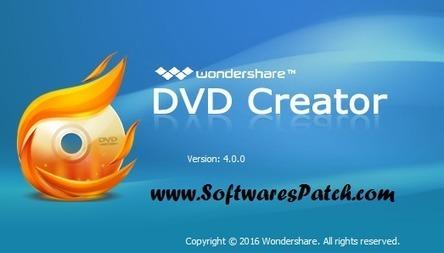 Wondershare DVD Creator 4 Crack & Serial Keys Download | Softwares | Scoop.it