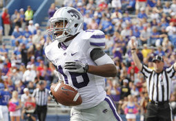 Wildcats' Lockett is back after scary injury last year - KansasCity.com | All Things Wildcats | Scoop.it