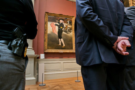 Off the Beat and Into a Museum: Art Helps Police Officers Learn to Look | Innovation & museums - Innovation & musées | Scoop.it