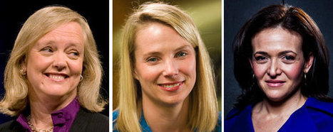 Where Are the women executives in Silicon Valley? | A Voice of Our Own | Scoop.it