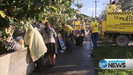 Bobolas family hoarders in the thick of it as big clean-up begins at Bondi - The Daily Telegraph | Home Cleaning Sydney | Scoop.it