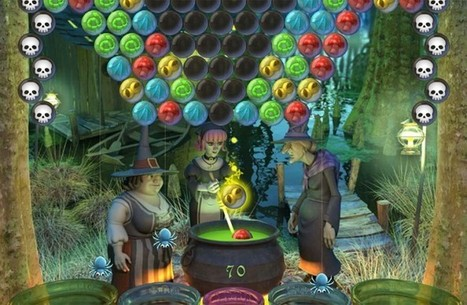 Play Bubble Witch Saga | Games News Online | Games News Online- Latest News, Reviews & Updates of Free Online Games | Scoop.it