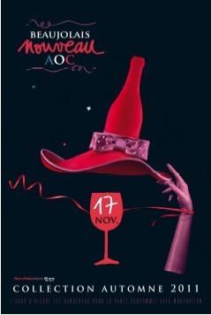 LYonenFrance.com: Beaujolais nouveau, une campagne de pub multimédias en 2011 | LYFtv - Lyon | Scoop.it