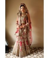 Premium clothing for Bridal Lehengas by fashion designers | carryurstyle.com | Scoop.it