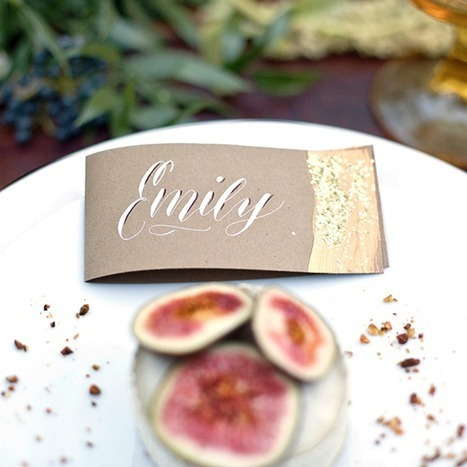 Calligraphy: Collaborative Inspirational Wedding Shoot - I Still Love ... | Typography | Scoop.it