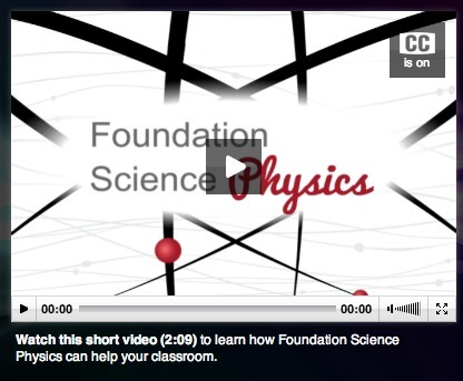 Foundation Science: Physics - UDL Edition | UDL - Universal Design for Learning | Scoop.it
