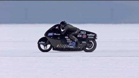 Efforts to Save The Bonneville Salt Flats - Land Speed Racing in Jeopardy | Muscle Cars of America | Scoop.it