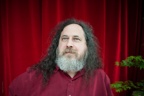 Richard Stallman, précieux radoteur | DigitalBreak | Scoop.it