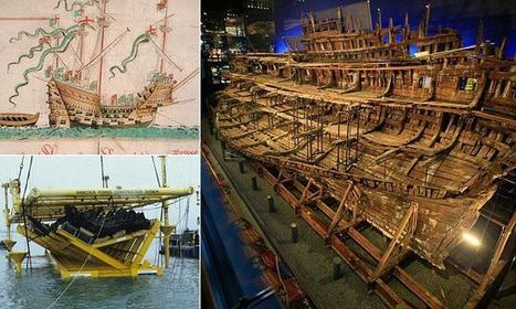 The real Mary Rose | News in Conservation | Scoop.it
