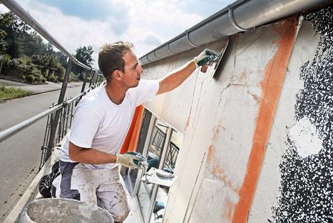 Prix d'un ravalement de façade au m2 | Devis Travaux-peinture-maison-appartement-rénovation | Scoop.it