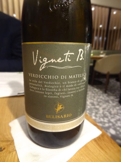 Verdicchio di Matelica at the Theo Randall, Hotel The Intercontinental, London | Wines and People | Scoop.it