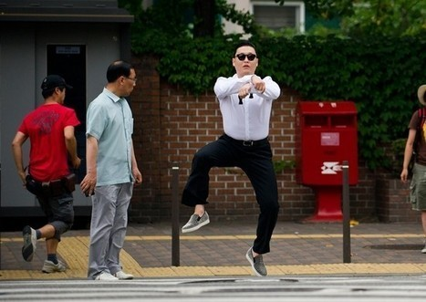 "Psy's ""Gangnam Style"" reaches #11 on Billboard's Hot 100 Chart  