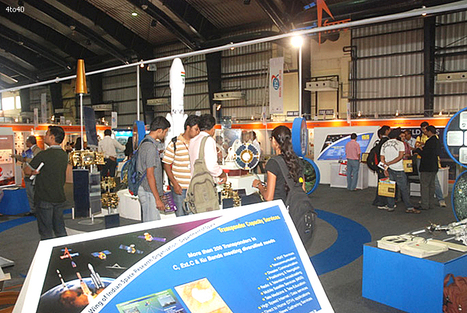Highlights of Bangalore Space Expo 2016 | Views of Space 2.0 India | More Commercial Space News | Scoop.it