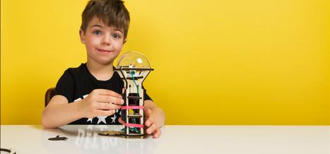 Box d'activités pour enfants conçues par des designers - Koa Koa | L'actu design par la Cité du design | Scoop.it