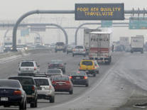 Vehicle emissions to blame for toxic fog in Salt Lake City - Telework Recommended   Telework Management   Scoop.it