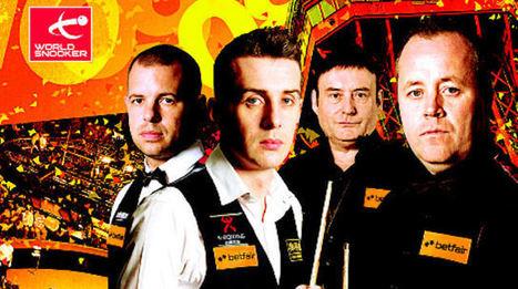 World Snooker | Home | Snooker-sport | Scoop.it