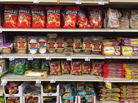 The Navajo Nation's Tax On Junk Food Splits Reservation | Food issues | Scoop.it