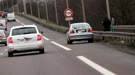 Les bandes d'arrêt d'urgence bientôt ouvertes à certains véhicules ?   Covoiturage   Scoop.it