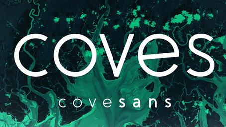 Every day we showcase the best fonts on the web. Today it's Coves by Jack Harvatt, which is free for personal use. | Webdesign | Wordpress | Joomla | Design | Scoop.it