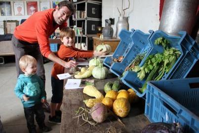 Une coopérative CITOYENNE veut révolutionner l'agriculture | actions de concertation citoyenne | Scoop.it