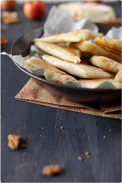 Samossas de pommes et reblochon | Recipes | Scoop.it