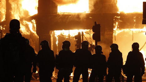 The London Riots and How They Will be Used to the Elite's Advantage | Riots in London | Scoop.it