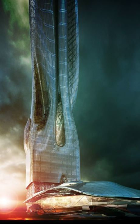 Office Tower and Exhibition Center Proposal | MA2 | Hong Kong, China | Architecture, Design, Art, Technology | Scoop.it