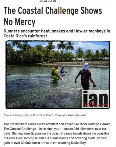 Show No Mercy - The Coastal Challenge   Sports 123   Scoop.it