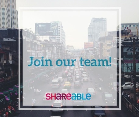 Love Shareable? Join Our Team | Peer2Politics | Scoop.it