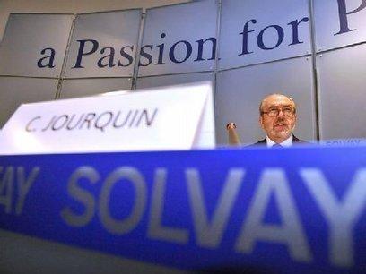 Solvay errichtet Anlage am Seifenstandort Genthin - Mitteldeutsche Zeitung   Belgien   Scoop.it