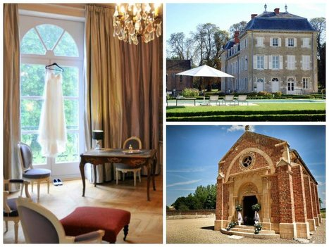 France's Best Chateaux Wedding Venues - Oliver's Travels | Wedding Planning Ideas and Wedding Themes | Scoop.it