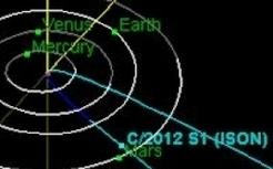 Comète ISON : branle-bas de combat sur Mars - Astronomie - Science @ Nasa   Comète ISON   Scoop.it