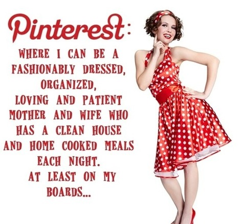Pinterest – особенная социальная платформа. | Luxury Science | Socila Media | Scoop.it