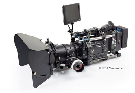 F3 camera support - PMW-F3 support - Movcam.com | Movcam | Scoop.it