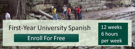 Spanish MOOC | The first open online Spanish course for everyone | Technology and language learning | Scoop.it