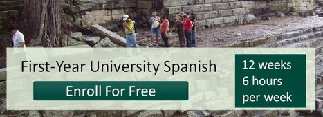 Spanish MOOC | The first open online Spanish course for everyone | El español en nuestro rincón del mundo | Scoop.it