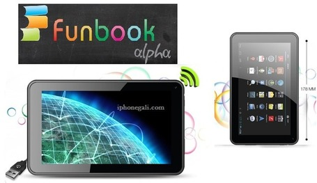 Micromax Funbook Alpha Tablet With 1Ghz & 4GB RAM Announced | Iphone Gali | Microsoft Surface Tablet with windows 8 Announced | Scoop.it