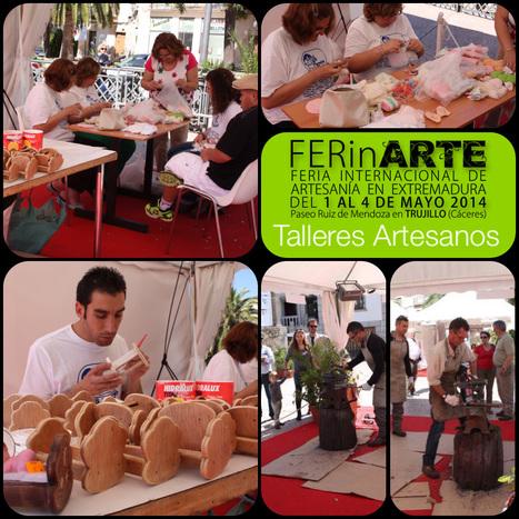 #FERinARTE sirve de escaparate a más de medio centenar de artesanos | IberoVINAC | Scoop.it