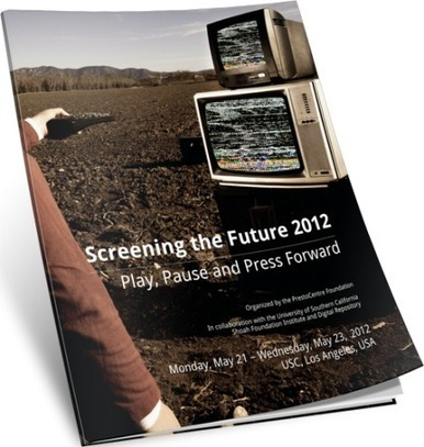 Screening the Future Conference 2012 | May 2012, Southern California | New-Tech Librarian | Scoop.it