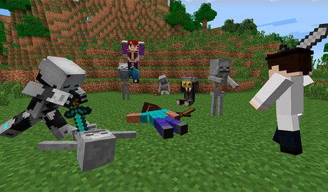 Model Citizens Mod para Minecraft 1.7.10 | Minecraft | Scoop.it