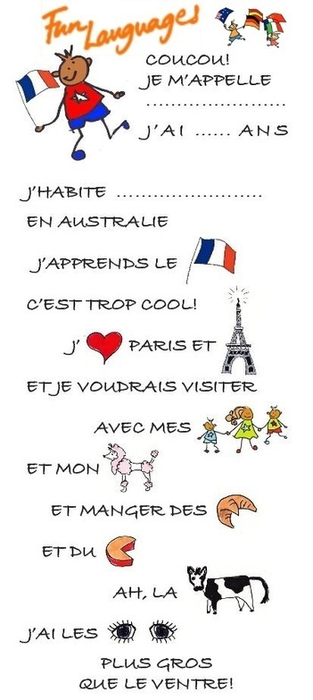 Fun Languages - Australia - Need A Tour Guide In France? Your Own Kids May Surprise You! | Culture | Scoop.it