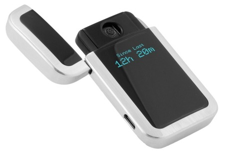 Kick Your Smoking Habit For Good Using The World's Smartest Lighter | Radio Show Contents | Scoop.it