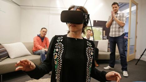 Hollywood Learns a New Storytelling Language for VR | Transmedia: Storytelling for the Digital Age | Scoop.it