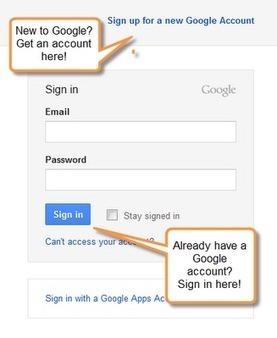 Creating your portfolio using Google Sites - Google Sites Step by Step | KriegerBalt | Scoop.it