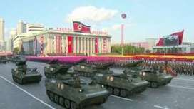 North Korea to hold huge parades for 70th anniversary - BBC News | CLOVER ENTERPRISES ''THE ENTERTAINMENT OF CHOICE'' | Scoop.it