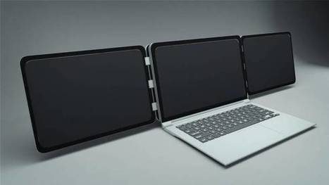 This new Gadget will revolutionise productivity on your Laptop | Technology in Business Today | Scoop.it